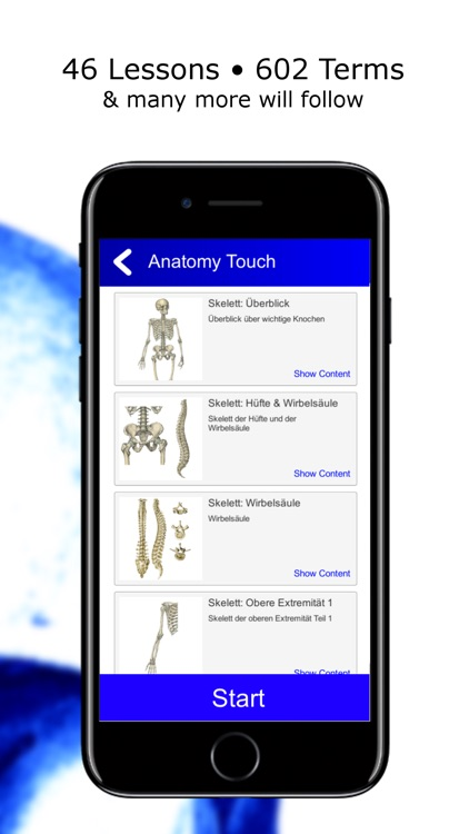 Anatomy Quiz lite screenshot-3