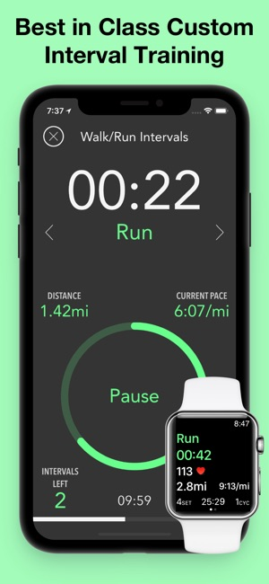 Intervals Pro Workout Timer On The App Store