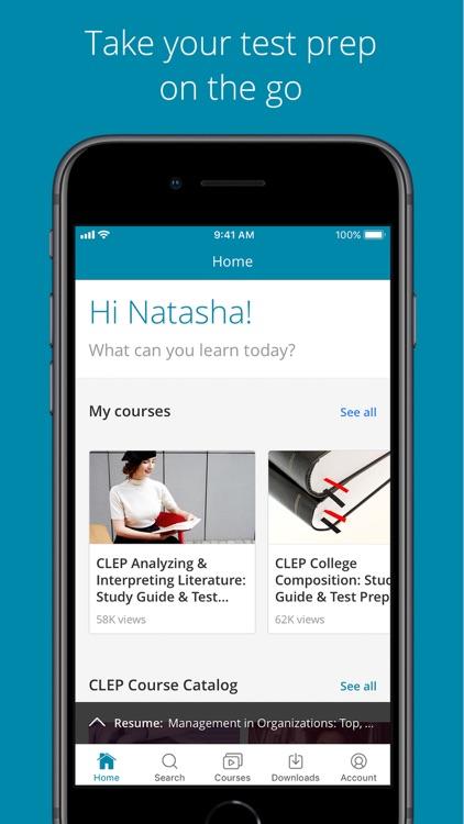 Clep Exam Prep | Study com by Study com, LLC