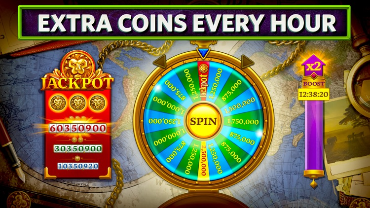 Slots on Tour: Wild HD Casino screenshot-4