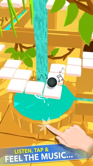Dancing Ball World: Music Game screenshot 2