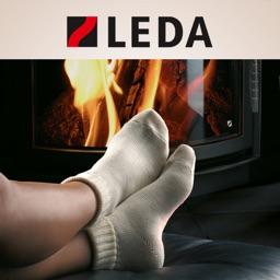 LEDA Wood Stove App
