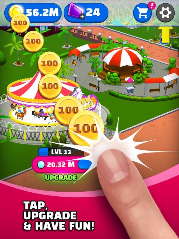 Click Park: Idle Building Game screenshot 9