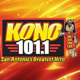 KONO 101.1 San Antonio's Hits
