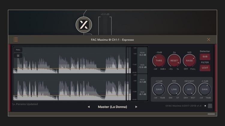 FAC Maxima screenshot-4