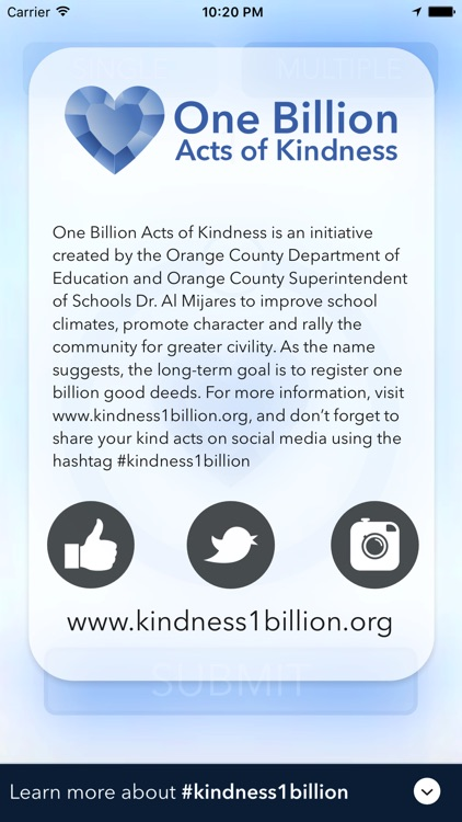 One Billion Acts of Kindness screenshot-3