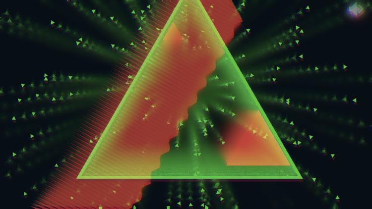 Trigono - dangerous triangles screenshot-3