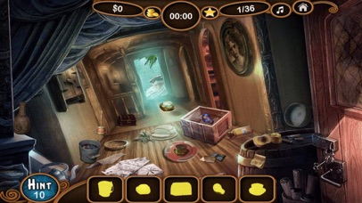 Old Ship Hidden Object screenshot two