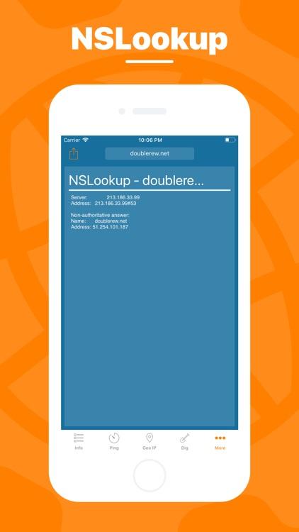 Network Utility screenshot-7
