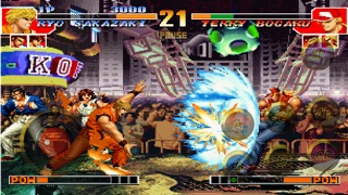 THE KING OF FIGHTERS '97 screenshot1
