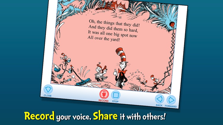 The Cat In The Hat Comes Back - Dr. Seuss screenshot-3