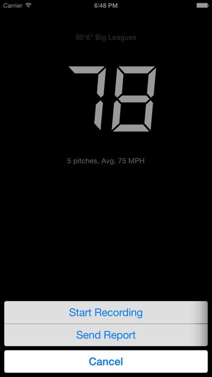 Pitch Radar screenshot-3