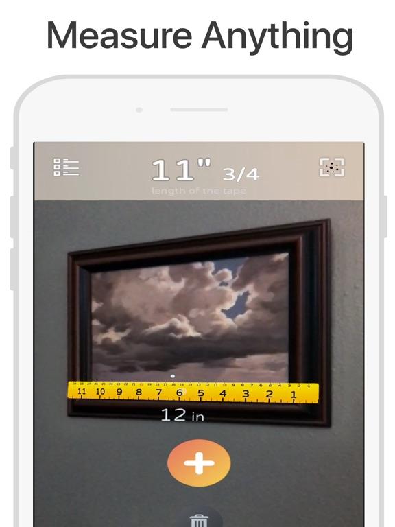 Tape Measure® screenshot 5