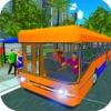Pro City Coach Bus Driving Sim