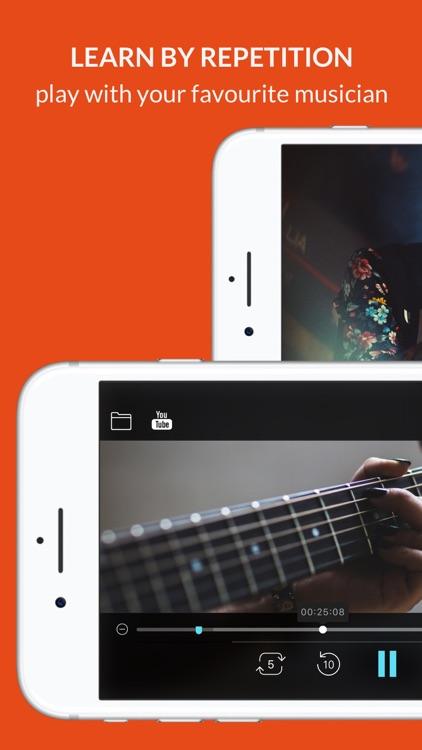 Super Looper Zoom Player screenshot-5