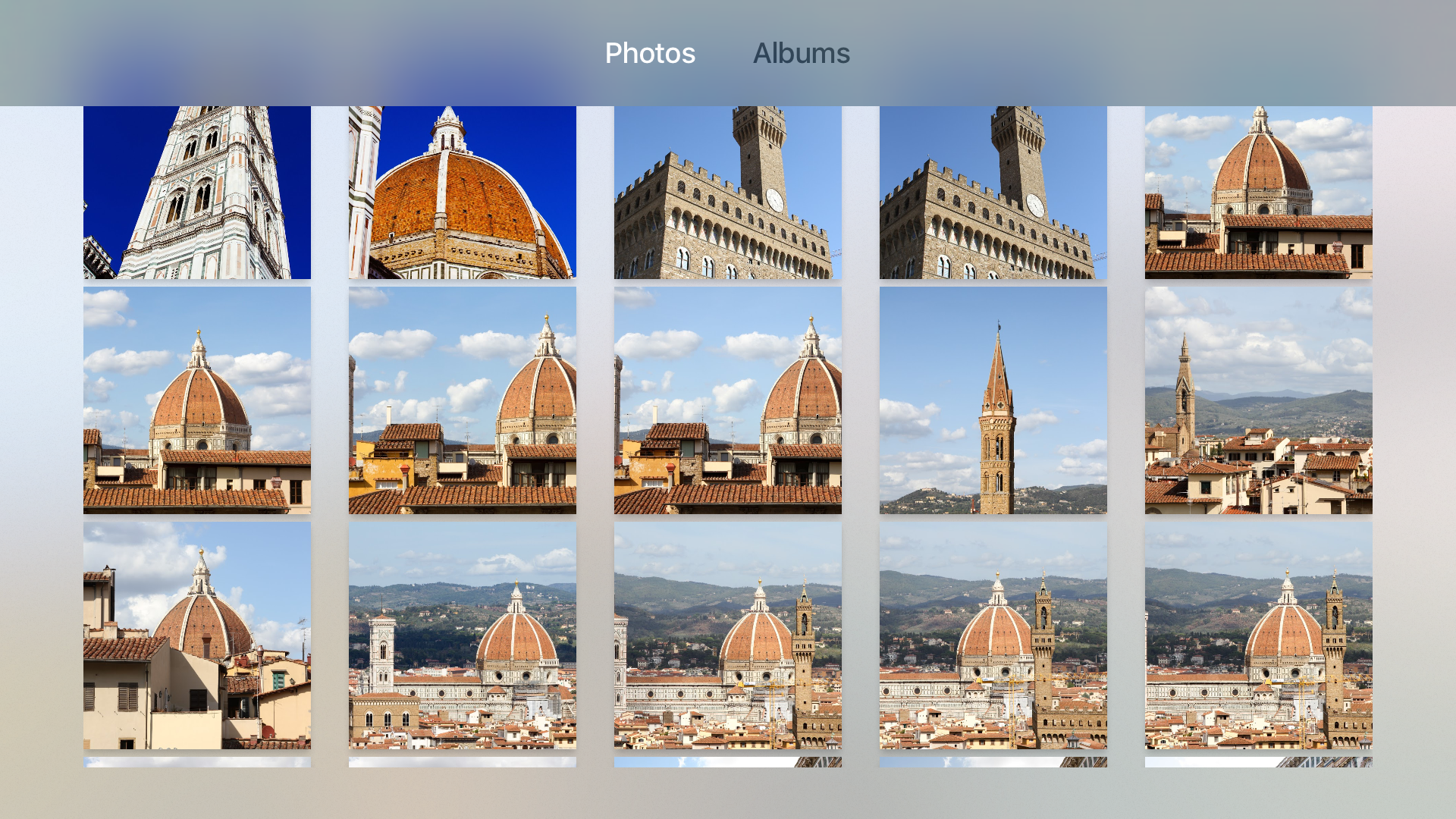 Explorer for Google Photos screenshot 1