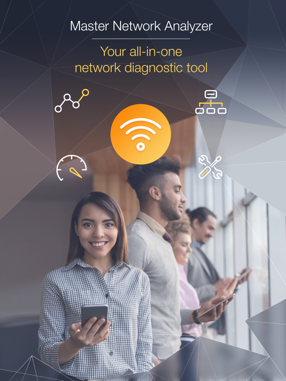 Network Analyzer Master Pro Screenshots