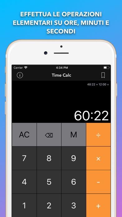 Time Calc Pro - Tempo