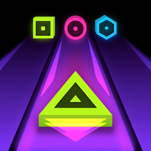 ColorShape - Endless reflex game icon