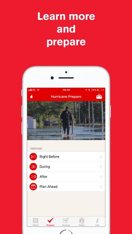 Hurricane: American Red Cross screenshot-3