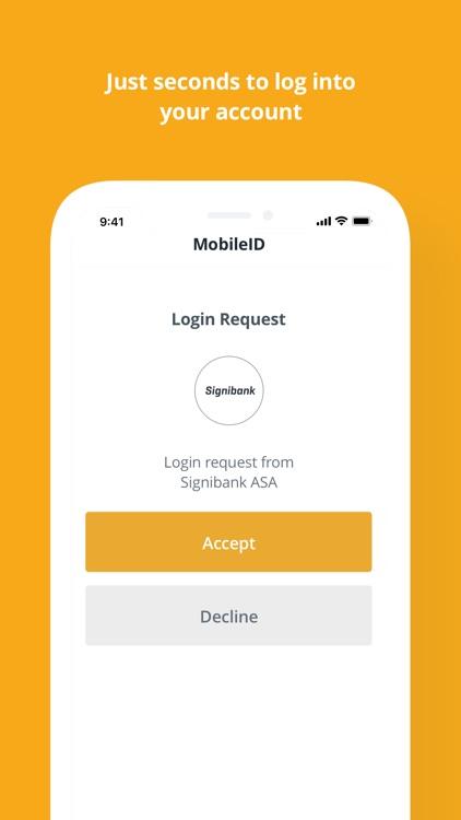 Signicat - MobileID