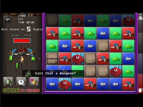 Image of No Heroes Allowed™:No Puzzles! for iPad