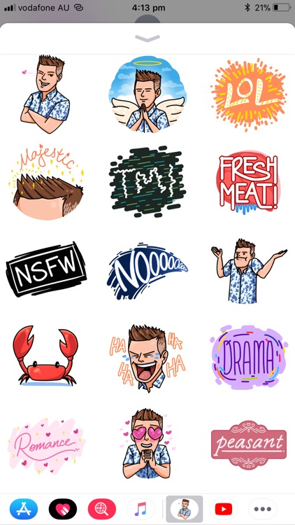 Bachelor In Paradise Stickers