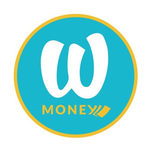 Wizall Money iOS App