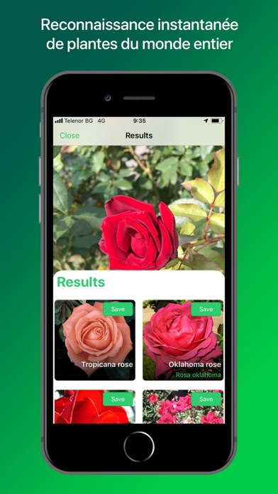Screenshot PlantSnap Pro: Identify Plants