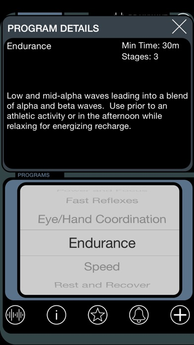 Brainwave Neuro Trainer review screenshots