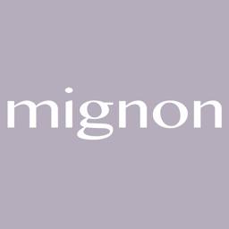 ミニョン mignon 女性のためのライフスタイル情報アプリ