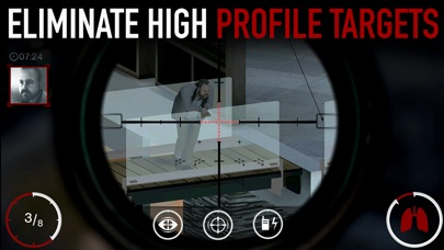 Hitman Sniper Screenshots
