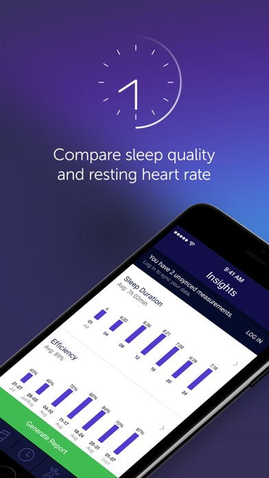 Sleep Time+: Sleep Cycle Alarm Screenshots