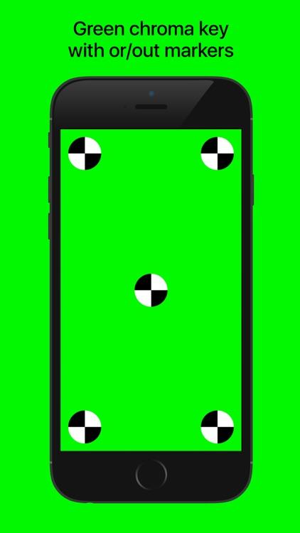 Green Screen - chroma key