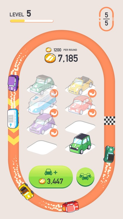 Car Merger screenshot-4