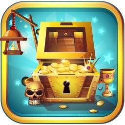 Treasure Hunt - Jewels Match