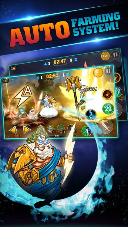 God of Era: Epic Heroes War screenshot-3
