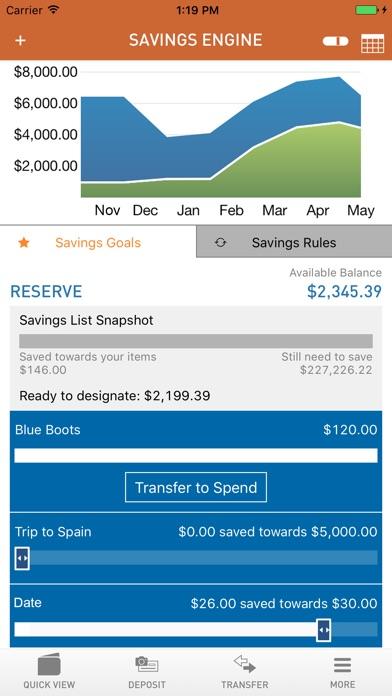 Virtual Wallet review screenshots