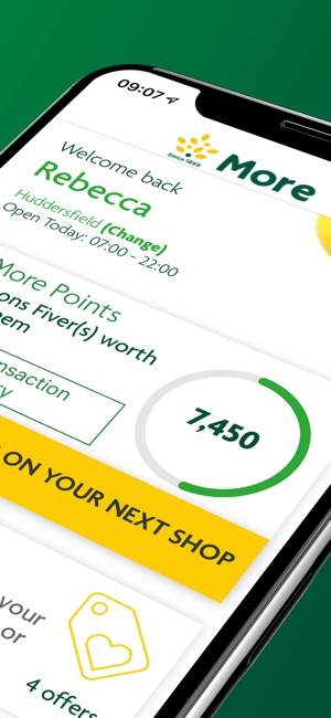 Morrisons More On The App Store