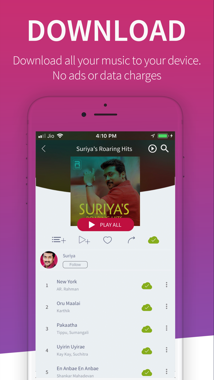 Raaga - A World of Music Screenshot
