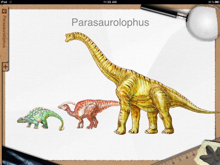 Dinosaur Book HD Lite: iDinobook