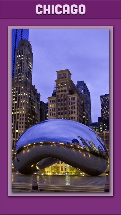 Chicago Offline Map Tourism Guide