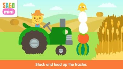 Sago Mini Farm app image