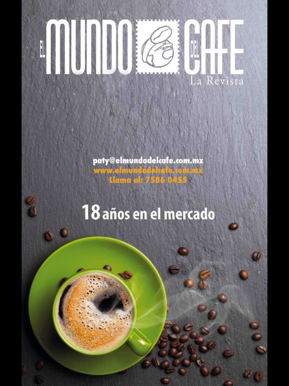El Mundo del Café La Revista screenshot 9