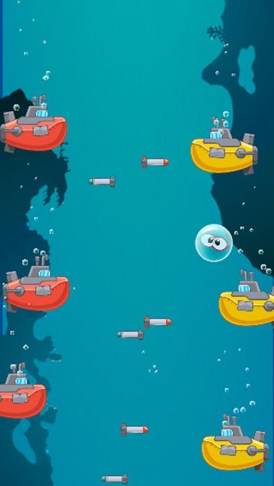 deep sea bubble app image