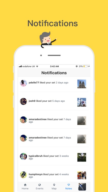 Setfreee: Social Media- Events screenshot-6