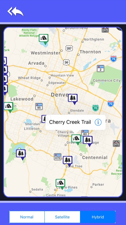 Campgrounds & Rv's In Colorado screenshot-4