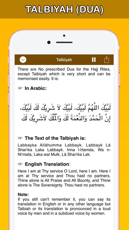 Hajj & Umrah Guide PRO screenshot-8
