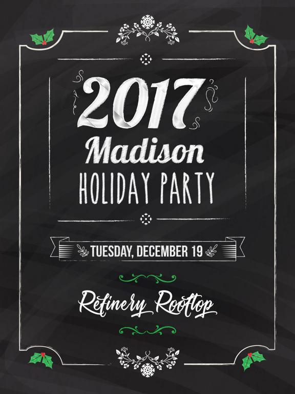 2017 Madison Holiday Party screenshot 3