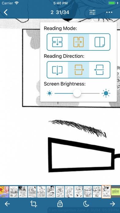 Manga Bird - Best manga reader for Windows
